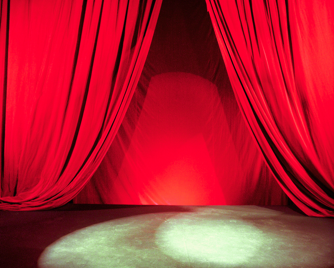 Stage curtains spotlight - Think That Getting Medical Test Results Is Very Similar To An Awards