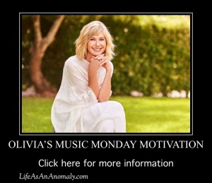 Clock here for more info on Olivia's Music Monday Motivation